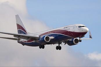 5N-MJP - Arik Air Boeing 737-800