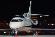 OE-IDX - Global Jet Austria Dassault Falcon 900 series aircraft