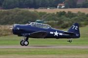 G-TEXN - Private North American Harvard/Texan (AT-6, 16, SNJ series) aircraft
