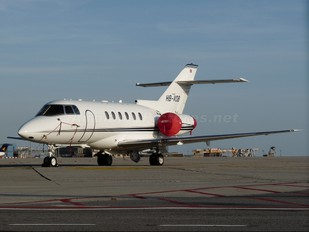 HB-VOB - Private Hawker Beechcraft 800XP