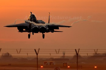 91-0604 - USA - Air Force McDonnell Douglas F-15E Strike Eagle