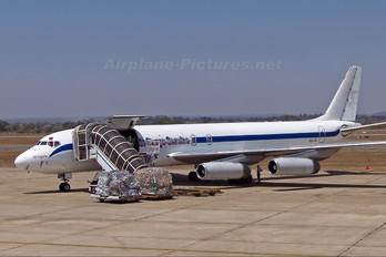 9Q-CJG - Trans Air Cargo Service - TACS Douglas DC-8-62CF