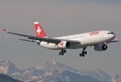 HB-JHA - Swiss Airbus A330-300 aircraft