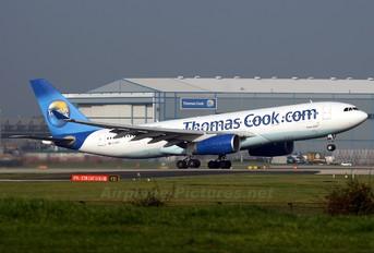 G-OMYT - Thomas Cook Scandinavia Airbus A330-200
