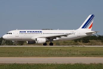 F-GKXF - Air France Airbus A320