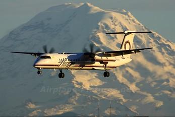 N418QX - Horizon Air de Havilland Canada DHC-8-400Q / Bombardier Q400