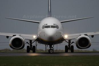 EI-CSA - Ryanair Boeing 737-800
