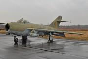 905 - Germany - Democratic Republic Air Force PZL Lim-5M aircraft