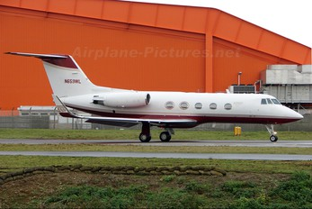 N659WL - Private Gulfstream Aerospace G-II