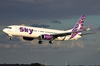 TC-SKN - Sky Airlines (Turkey) Boeing 737-900