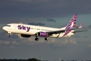 TC-SKN - Sky Airlines (Turkey) Boeing 737-900 aircraft