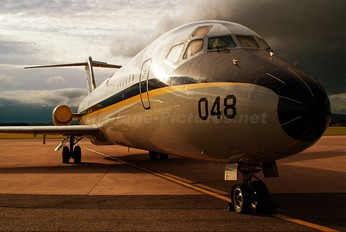 160048 - USA - Navy McDonnell Douglas C-9B Skytrain II