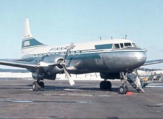 OH-LRB - Finnair Convair CV-440 Metropolitan