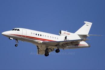 VT-CAP - Private Dassault Falcon 900 series