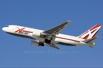 N750AX - ABX Air Boeing 767-200F