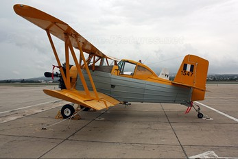 1547 - Greece - Hellenic Air Force Grumman G-164 Ag-Cat