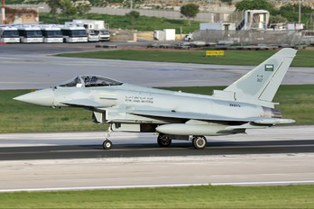 307 - Saudi Arabia - Air Force Eurofighter Typhoon S