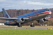 N383AN - American Airlines Boeing 767-300 aircraft
