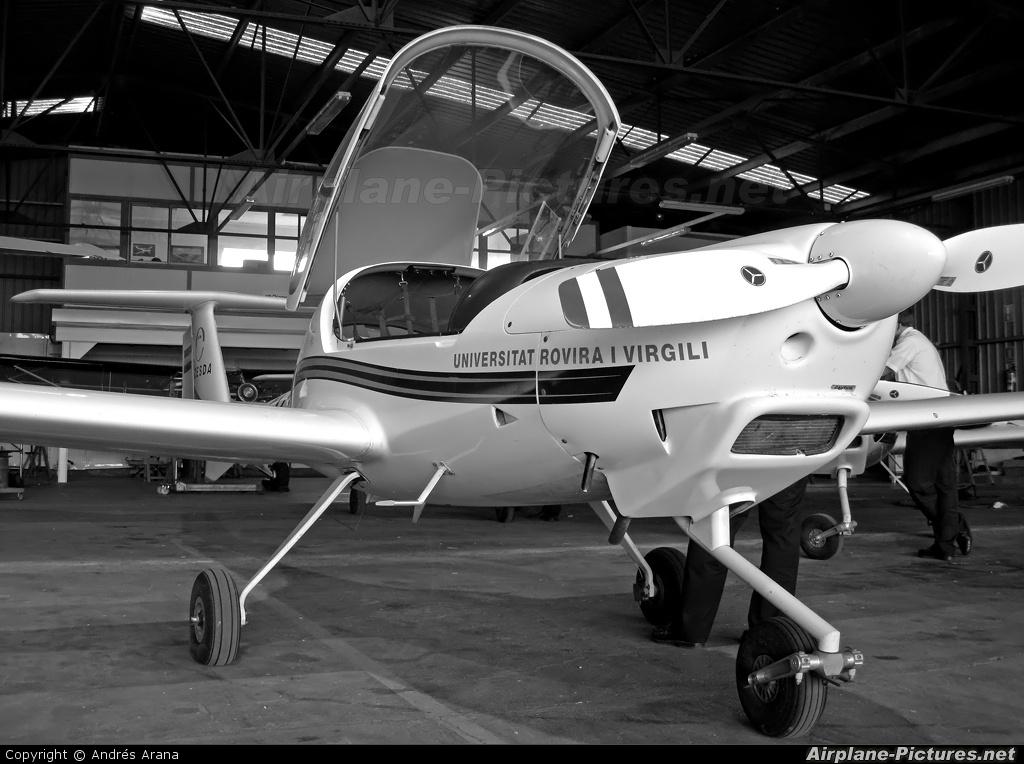 Cesda EC-IIT aircraft at Reus