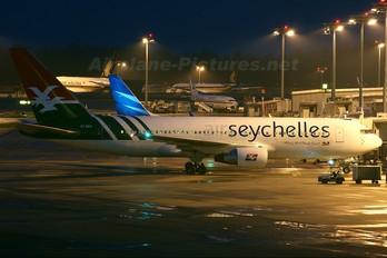 S7-SEZ - Air Seychelles Boeing 767-200