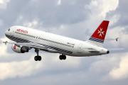 XA-SOB - Air Malta Airbus A320 aircraft