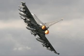ZJ700 - Royal Air Force Eurofighter Typhoon F.2