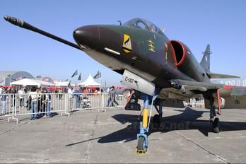 C-207 - Argentina - Air Force Douglas A-4 Skyhawk (all models)