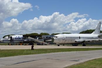 LV-JND - Aerolineas Argentinas Boeing 737-200