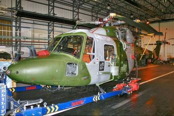 XZ177 - Royal Navy: Royal Marines Westland Lynx AH.7