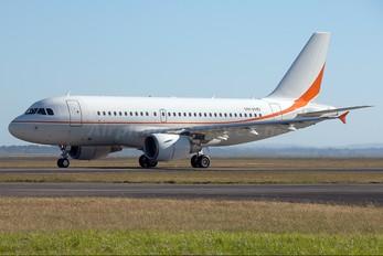 VH-VHD - Private Airbus A319