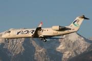 S5-AAH - Adria Airways Canadair CL-600 CRJ-100 aircraft