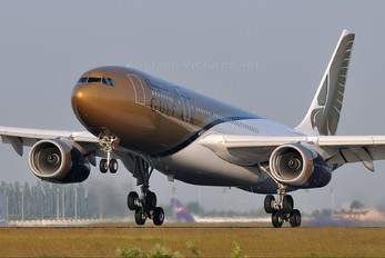 A9C-KF - Gulf Air Airbus A330-200