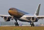 A9C-KF - Gulf Air Airbus A330-200 aircraft
