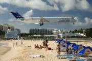 PJ-MDD - Insel Air McDonnell Douglas MD-82 aircraft