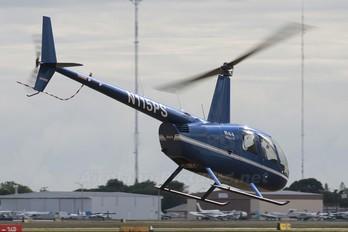 N115PS - Private Robinson R44 Astro / Raven