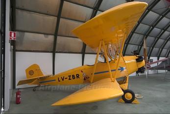 LV-ZBR - Argnetina - Authority of Civil Aviation  Fleet 2