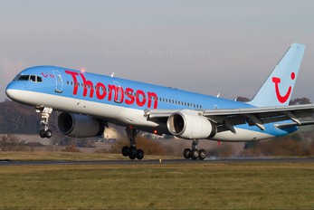 G-OOBE - Thomson/Thomsonfly Boeing 757-200