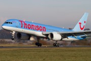 G-OOBE - Thomson/Thomsonfly Boeing 757-200 aircraft