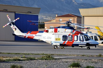 EC-JOU - Spain - Coast Guard Agusta Westland AW139
