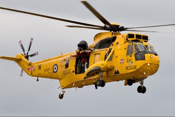 XZ597 - Royal Air Force Westland Sea King HAR.3