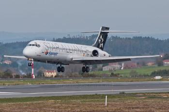 EC-KJE - Spanair McDonnell Douglas MD-87
