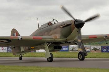 G-HURI - Historic Aircraft Collection Hawker Hurricane Mk.I (all models)