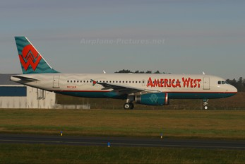 N673AW - America West Airlines Airbus A320