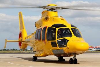 OO-NHK - NHV - Noordzee Helikopters Vlaanderen Eurocopter EC155 Dauphin (all models)