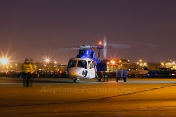 G-CFDV - Bristow Helicopters Sikorsky S-76