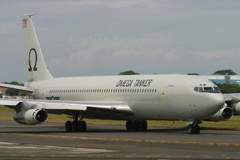 N707AR - Omega Air Tanker Boeing 707-300