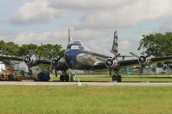 N708Z - Brooks Fuel Douglas C-54D Skymaster