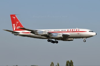 N707JT - Jett Clipper Johnny (John Travolta) Boeing 707