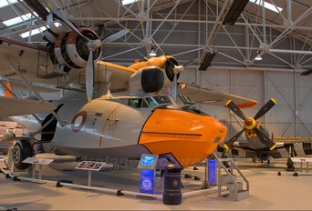 L-866 - Denmark - Air Force Consolidated PBY-6A Catalina