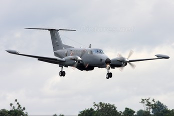 M41-02 - Malaysia - Air Force Beechcraft 200 King Air